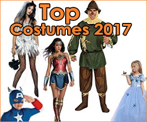 Top Halloween Costumes 2017